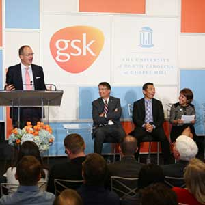 Carolina, GSK announce novel partnership to accelerate search for HIV cure